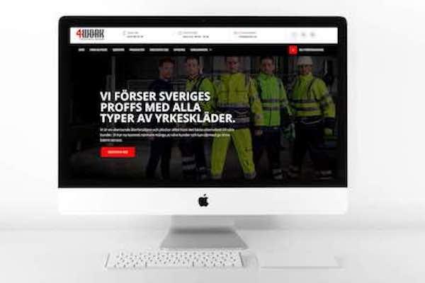 4WORK Äntligen har vi en ny hemsida!