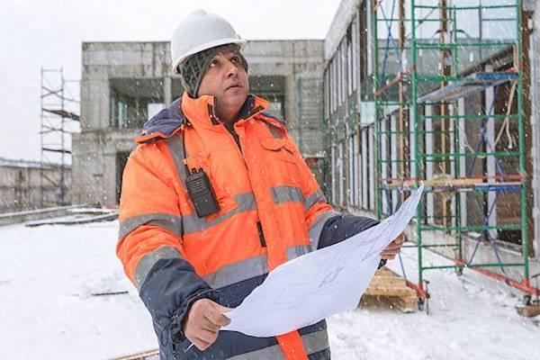 4WORK Att arbeta i kyla